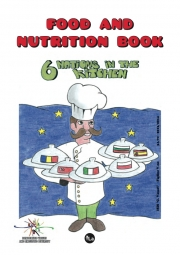 Food and nutrition book. 6 nations in the kitchen