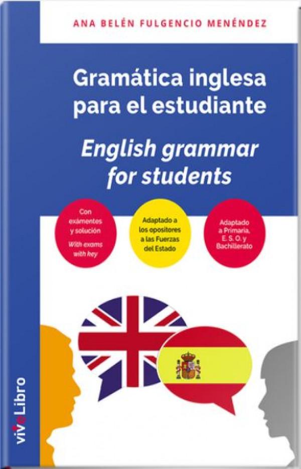 Gramática Inglesa para primaria, ESO, Bachillerato y opositores