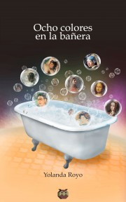 Ocho colores en la bañera
