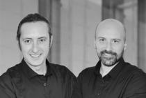 Nakor García y Christian Ilarraza