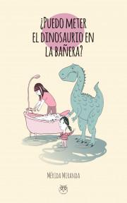 ¿Puedo meter el dinosaurio en la bañera?